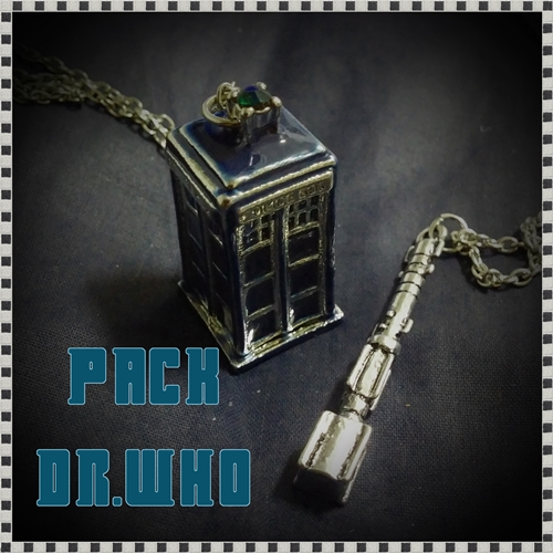 Pack Dr. Who