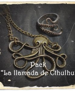 Pack La llamada de Cthulhu