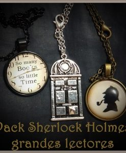 Pack Sherlock holmes grandes lectores