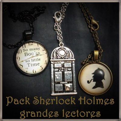 Pack Sherlock holmes grandes lectores
