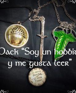 Pack Soy un hobbit y me gusta leer