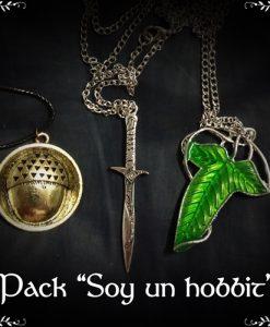 Pack Soy un hobbit