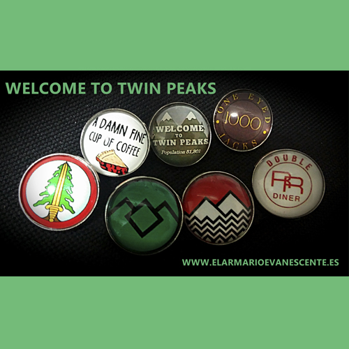Pack Twin Peaks