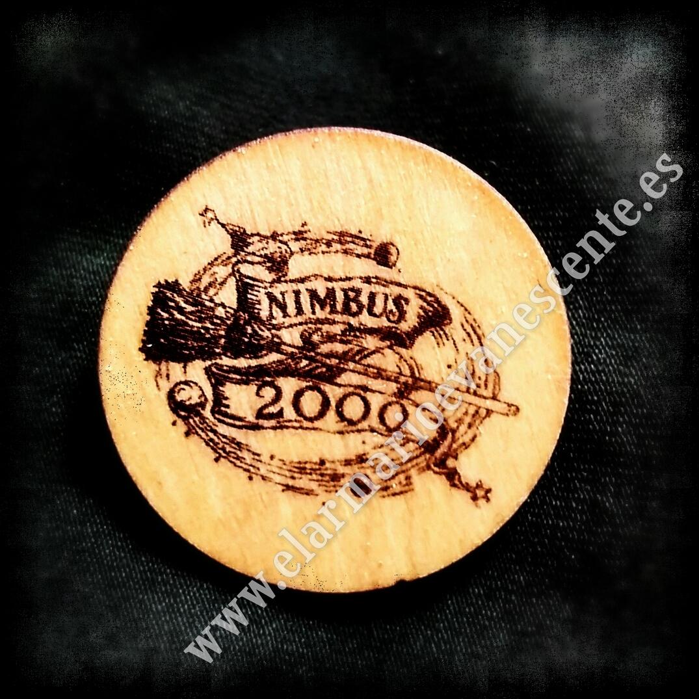 Broche Nimbus 2000