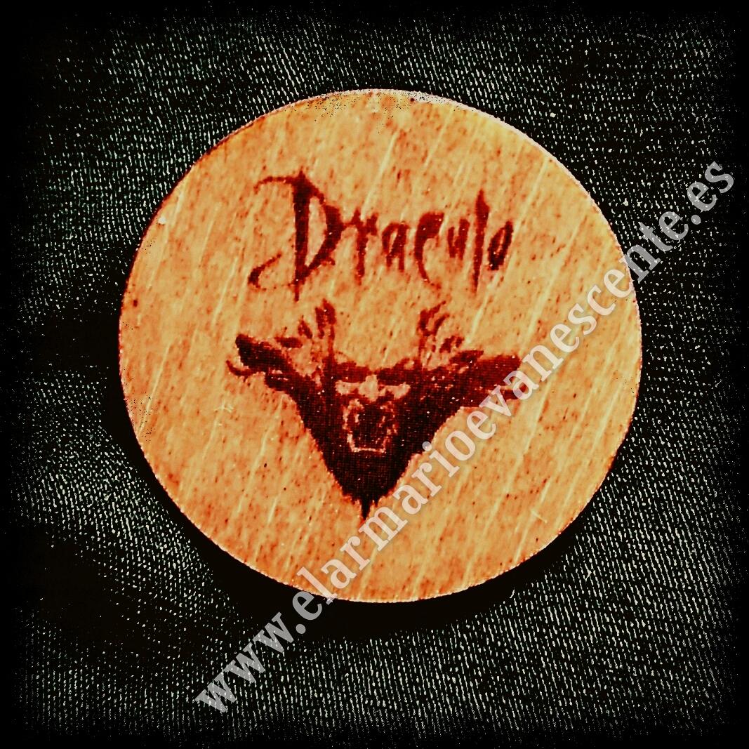 Broche Drácula Bram Stoker