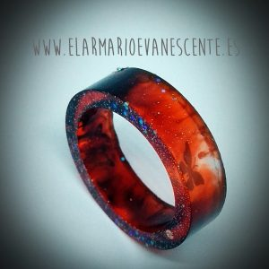 Anillo mariposas imposibles
