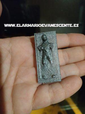 broche Han Solo carbonita